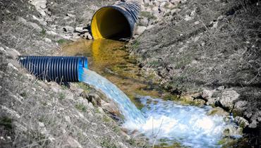 Assainissement des eaux usées Saint Chamas